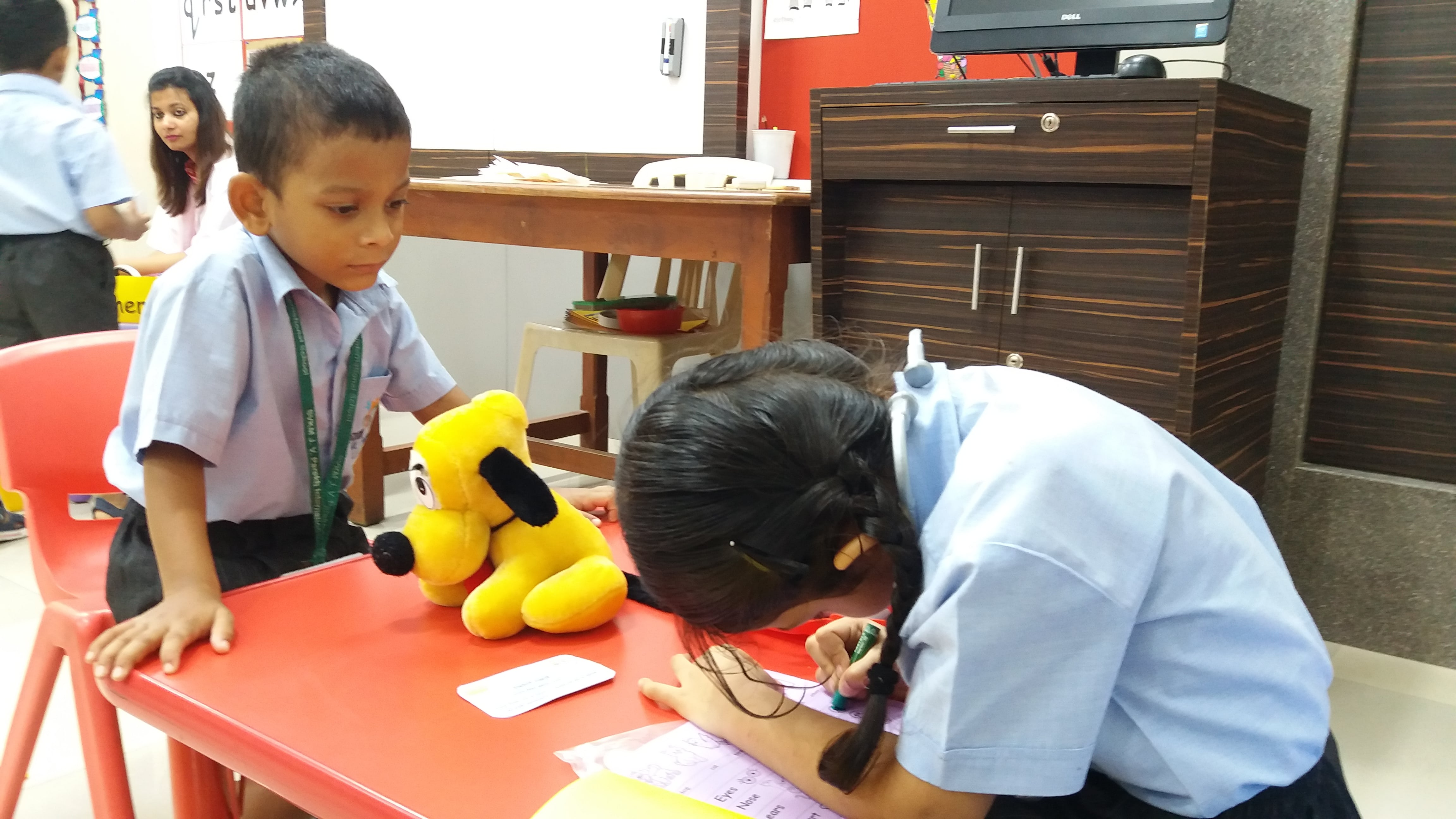 Dramatic Play-My pets visit to Veterinarian