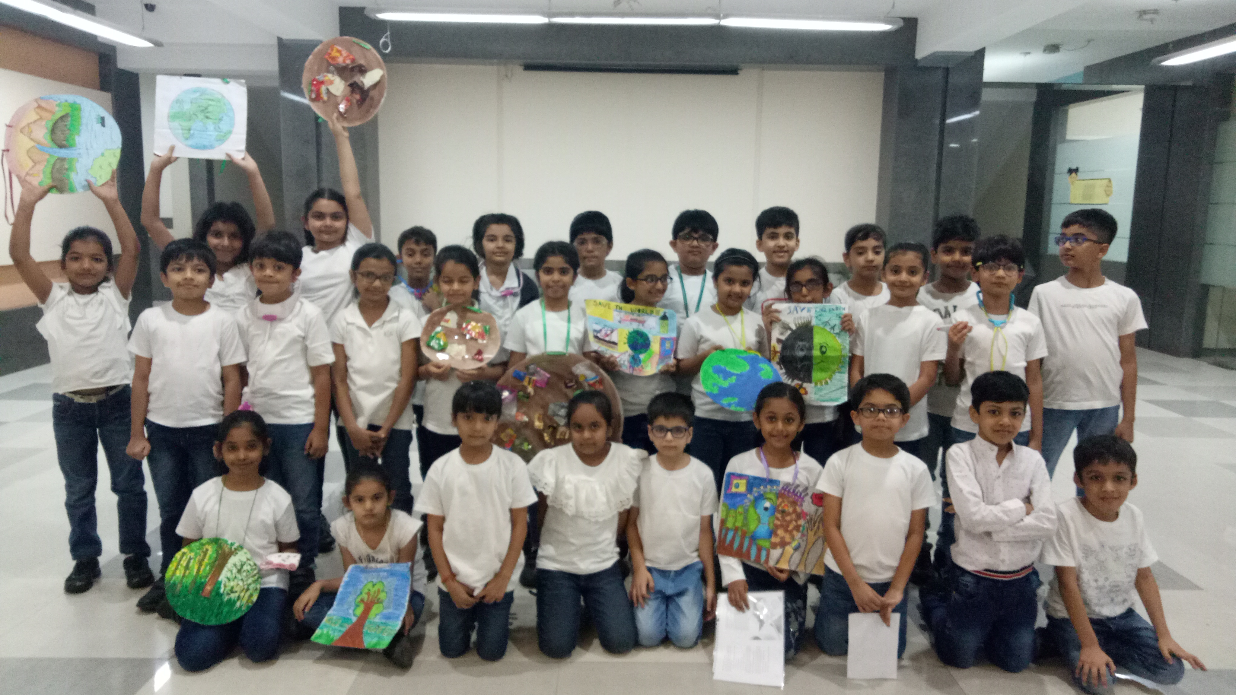Grade 3C - Save The Earth