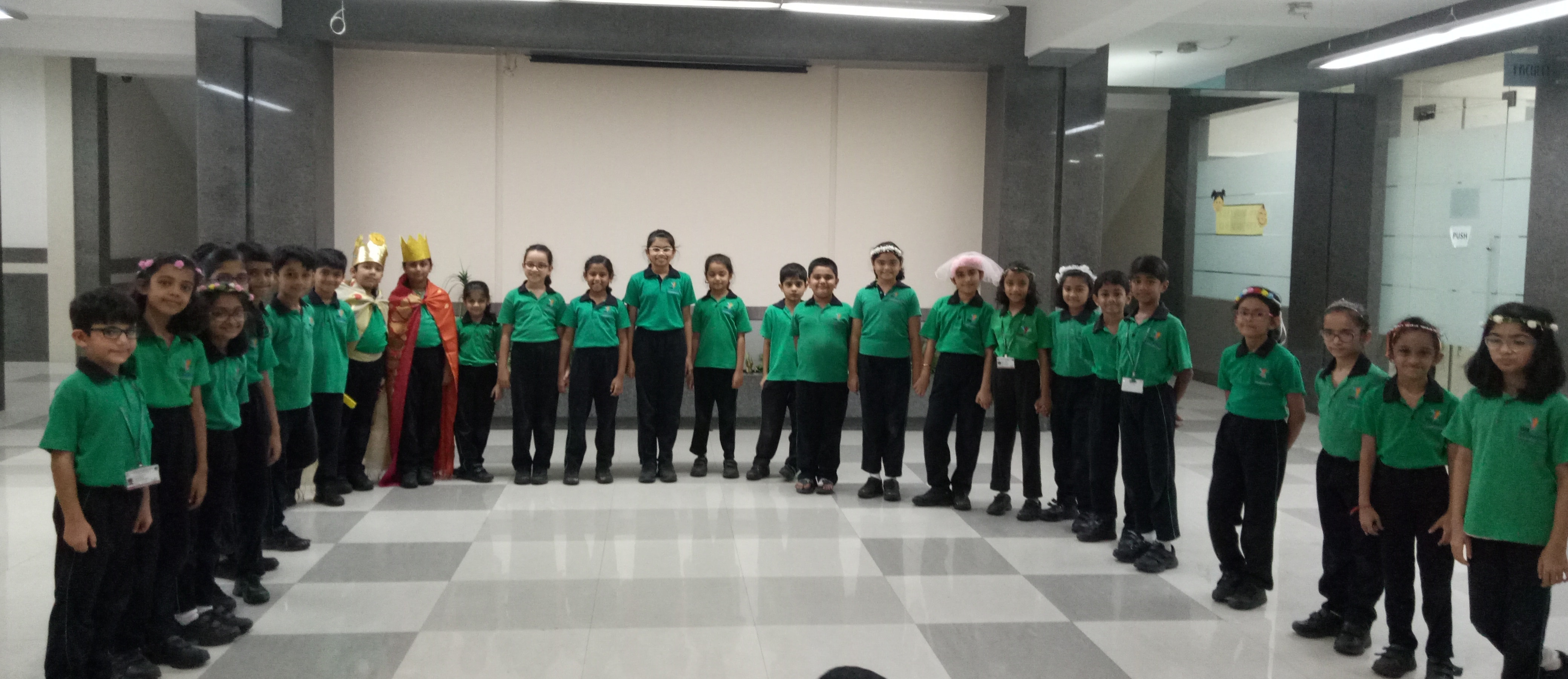 Grade 3A Assembly - The Promise