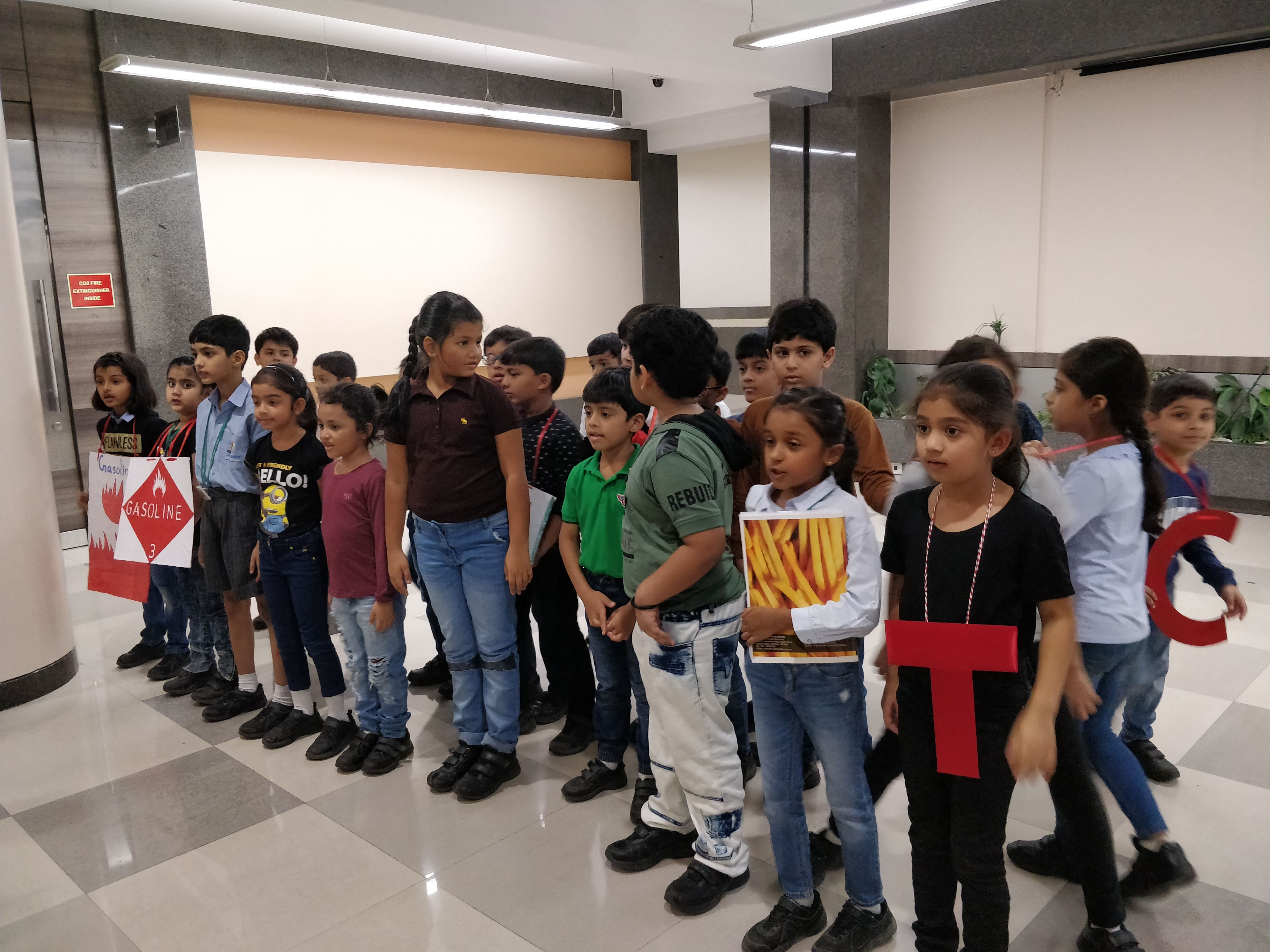 Grade 2C Assembly - Pollution and the various Pollutants in our environment