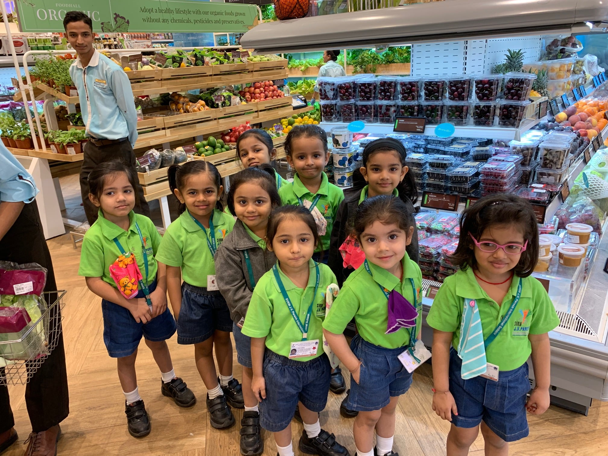 Nursery - Field Trip to Foodhall