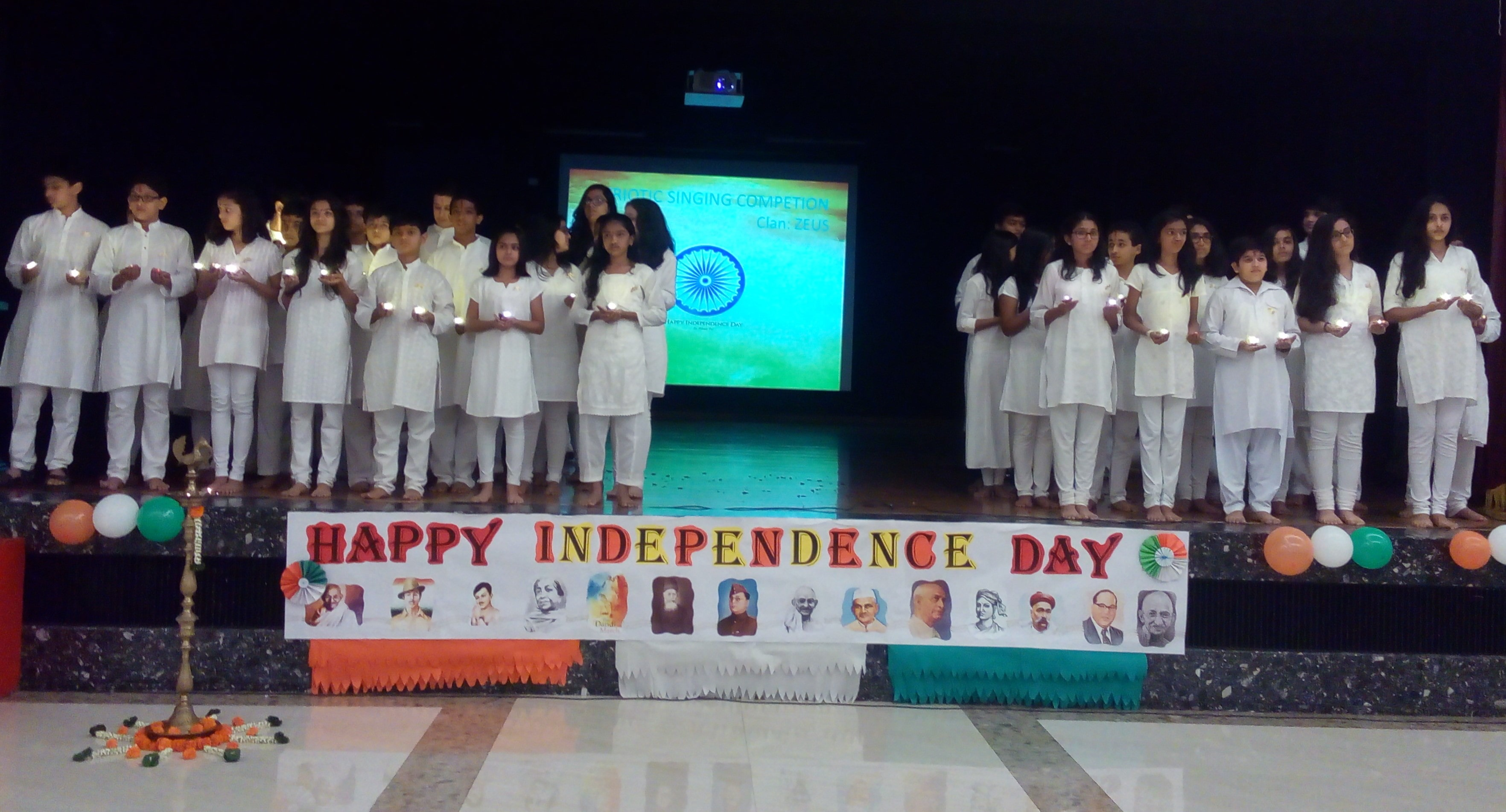 Independence day 2015 celebration