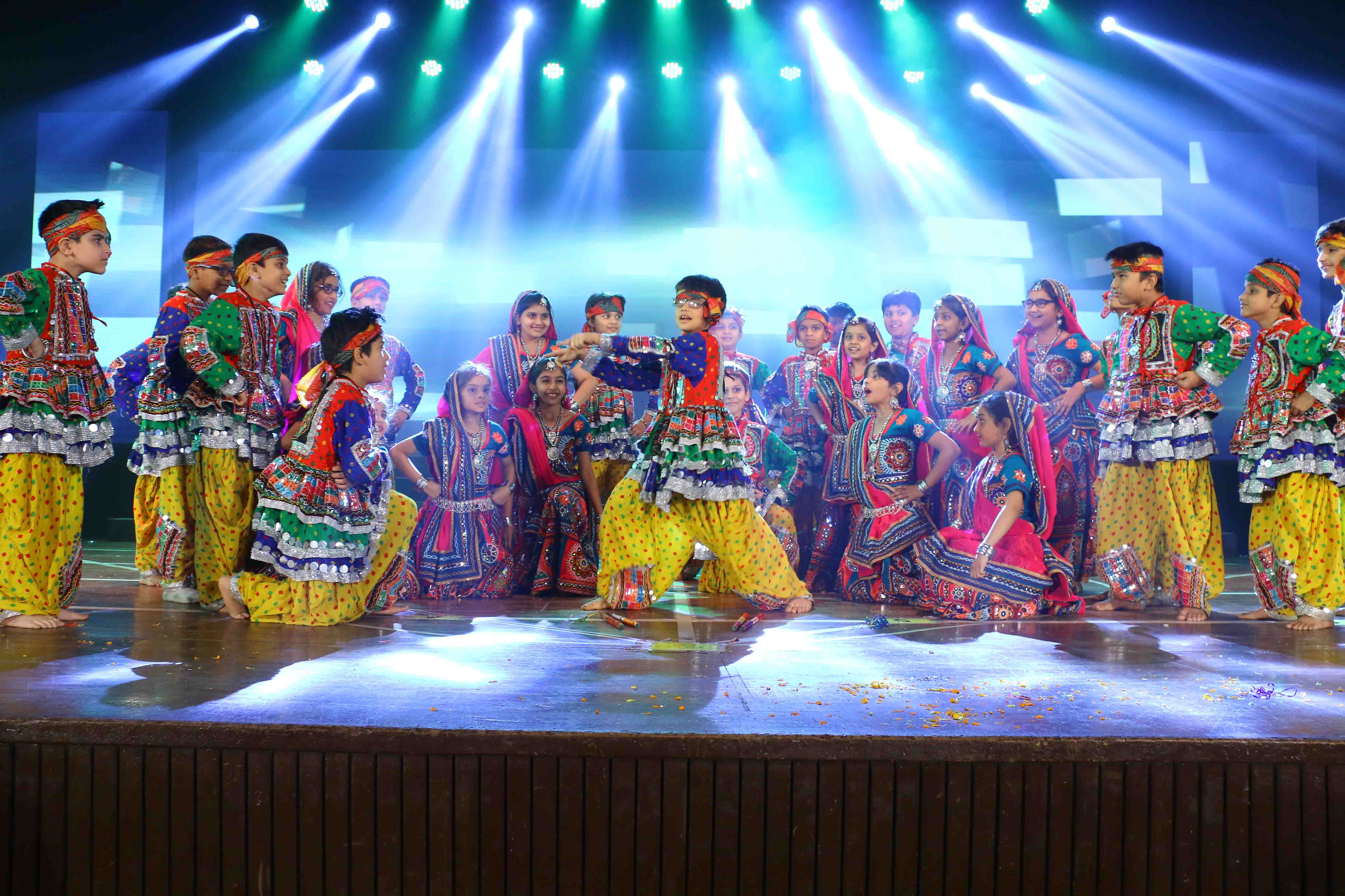Annual Day 16-17