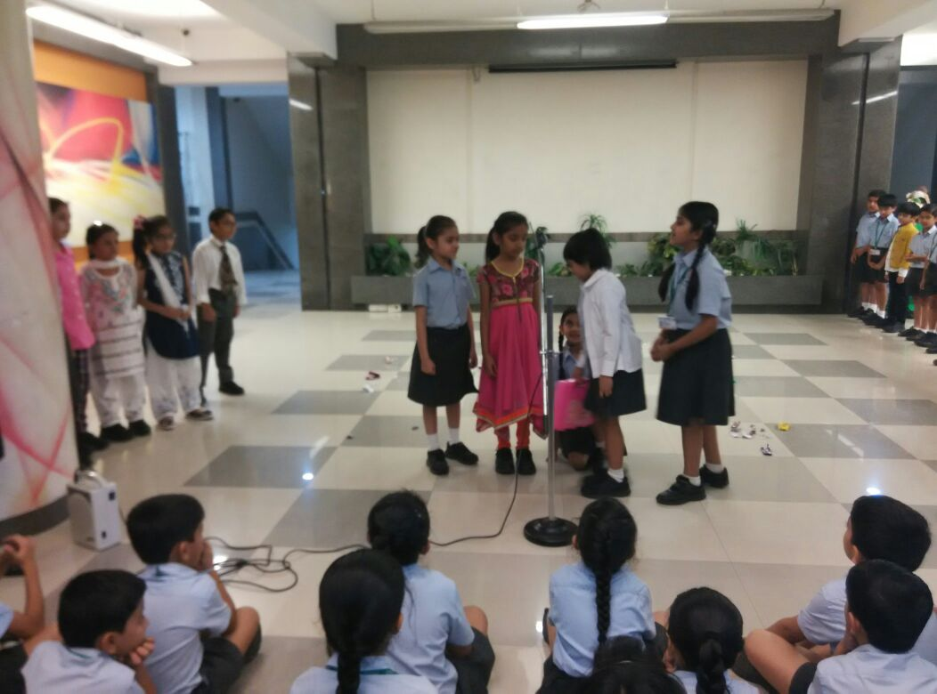 Grade 2A Assembly-Pollution