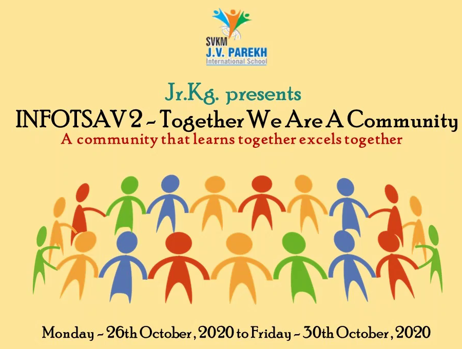 INFOTSAV 2 - Together We Are A Community